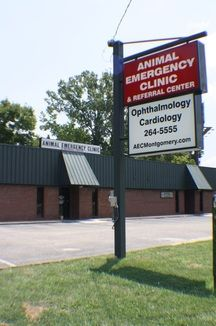 Animal Hospital Of Montgomery